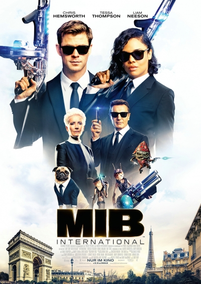 Men in Black: International - Kinostart: 13.06.2019