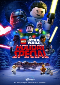 LEGO Star Wars Holiday Special - Disney+-Start: 17.11.2020