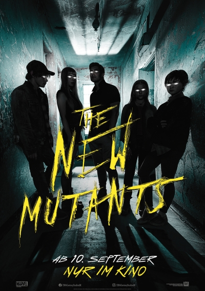 The New Mutants - Kinostart: 10.09.2020