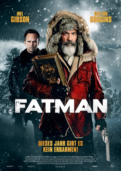 Fatman - Heimkino-Start: 04.12.2020