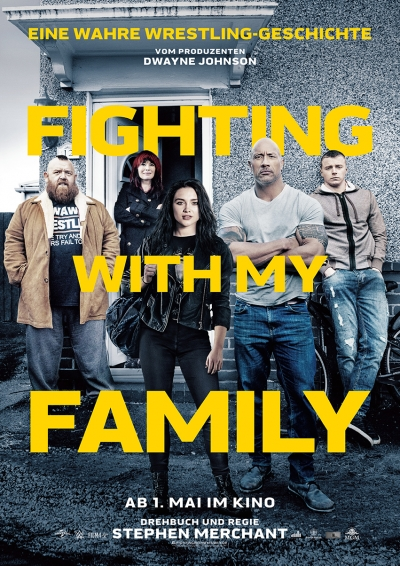 Fighting with my Family - Kinostart: 01.05.2019