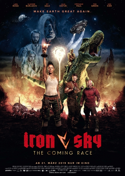 Iron Sky: The Comming Race - Kinostart: 21.03.2019
