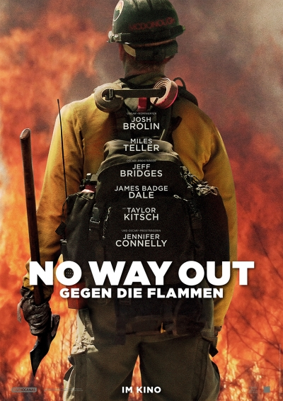 No Way Out - Kinostart: 03.05.2018