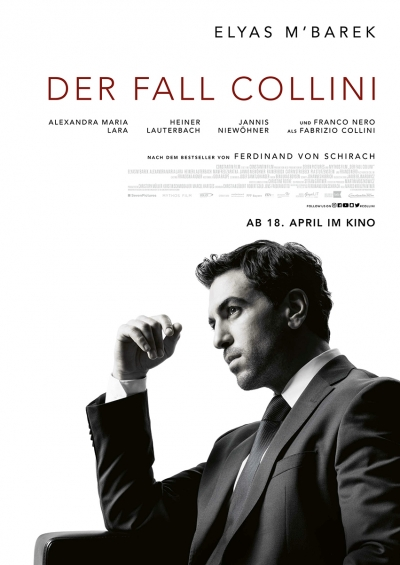 Der Fall Collini - Kinostart: 18.04.2019