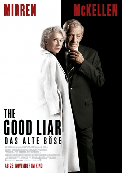 The Good Liar - Kinostart: 28.11.2019