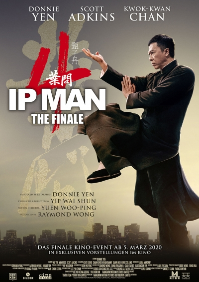 IP Man 4: The Finale - Kinostart: 05.03.2020