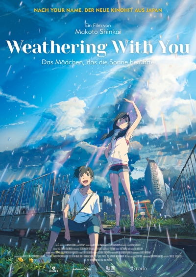 Weathering with You - Kinostart: 16.01.2020
