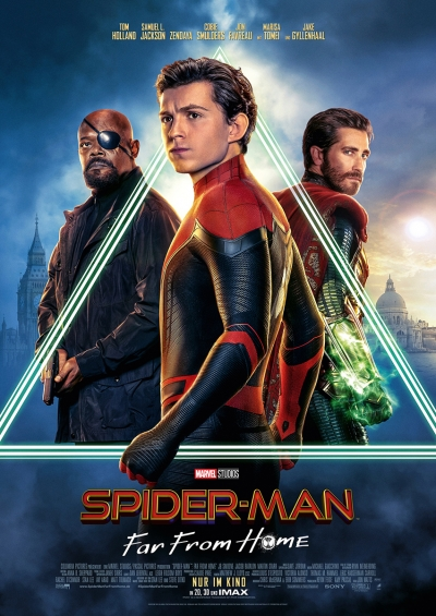 Spider-Man: Far From Home - Kinostart: 04.07.2019