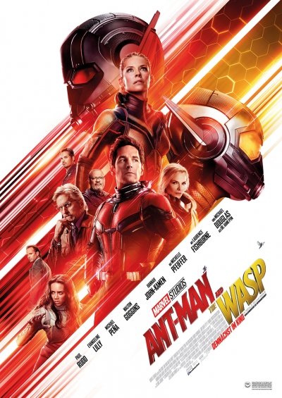 Ant-Man and the Wasp - Kinostart: 26.07.2018