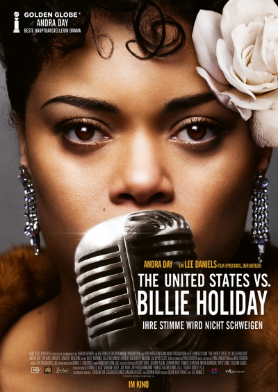 The United States vs. Billie Holiday - Digital-Start: 23.04.2021
