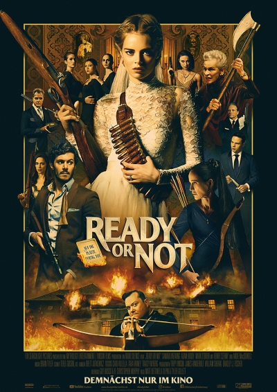Ready Or Not - Kinostart: 26.09.2019
