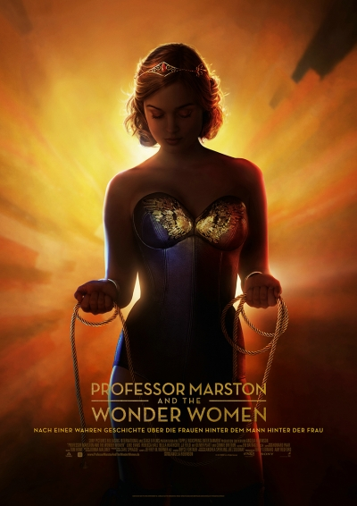 Prof. Marston & The Wonder Women