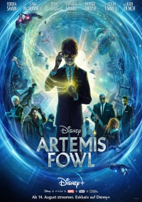 Artemis Fowl - Disney+ - Start: 14.08.2020