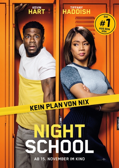 Night School - Kinostart: 15.11.2018