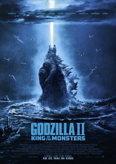 Godzilla II: King of the Monsters - Kinostart: 30.05.2019