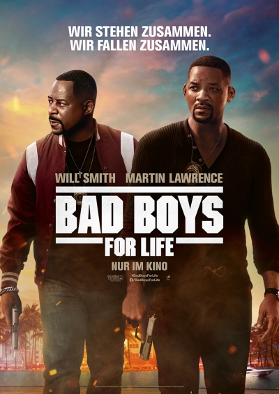 Bad Boys for Life - Kinostart: 16.01.2020