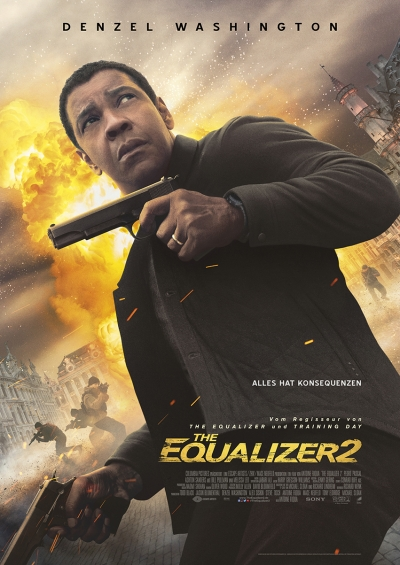 The Equalizer 2 - Kinostart: 16.08.2018