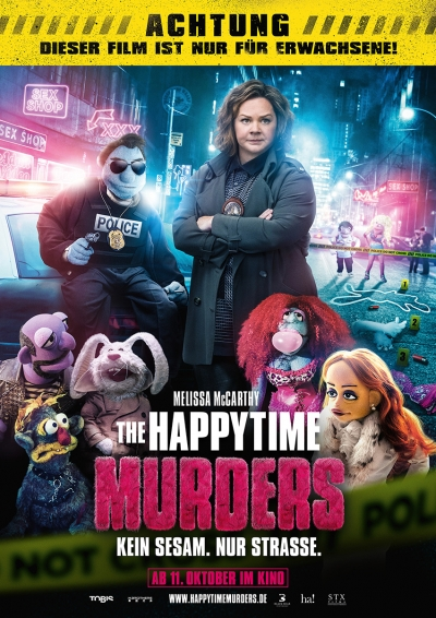 The Happytime Murders - Kinostart: 11.10.2018